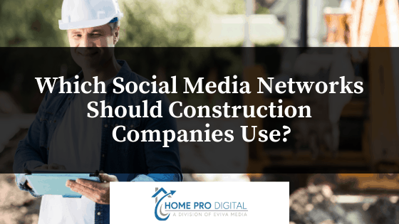 social media construction company
