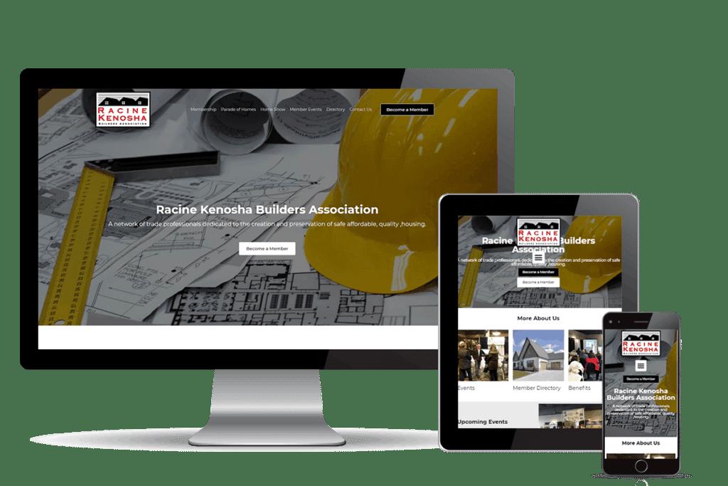 racine kenosha banner home page