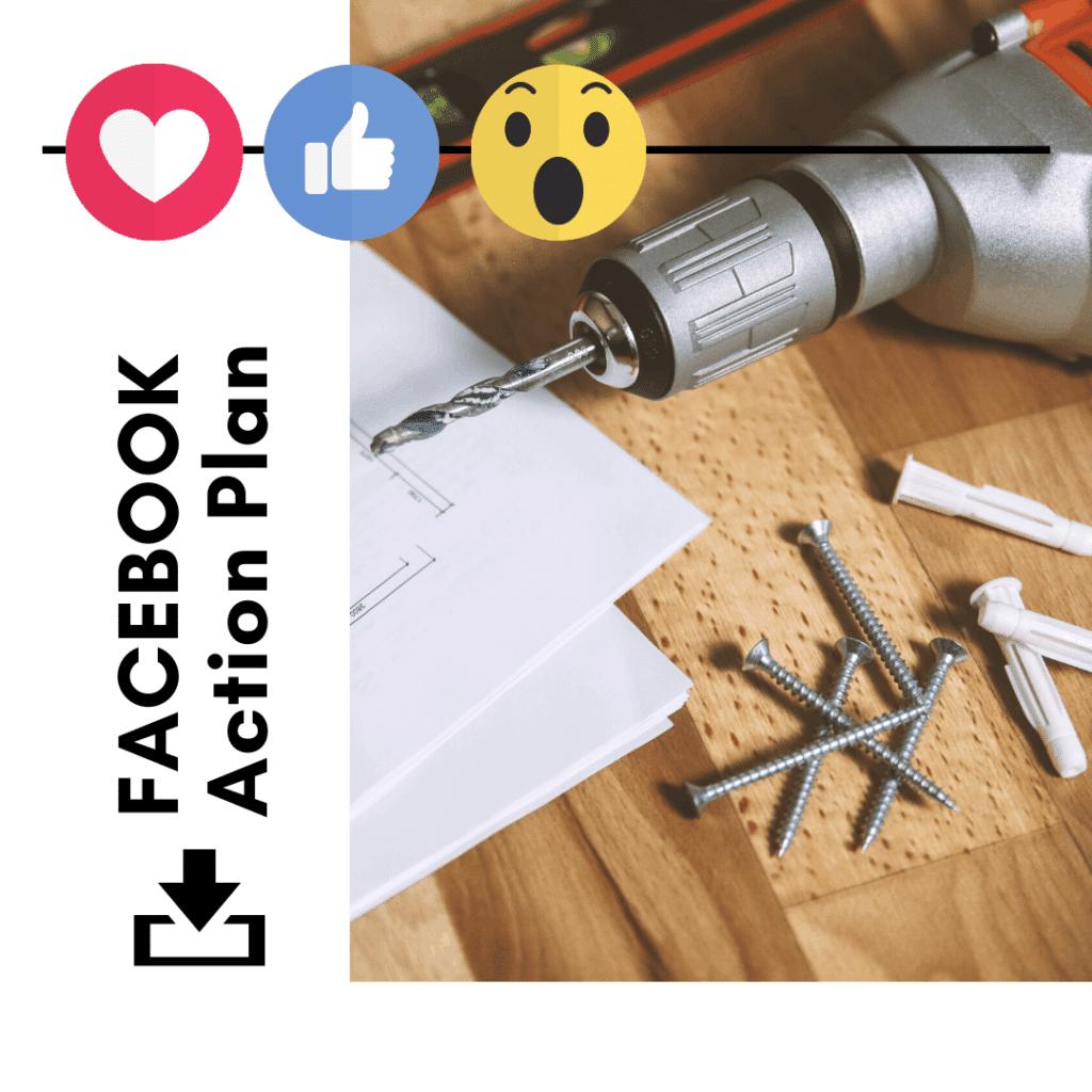 FACEBOOK Action Plan web page