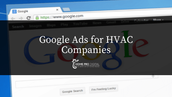 Hvac Marketing Campaign on google ads
